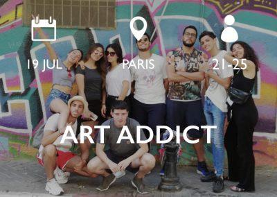 ART ADDICT 19/7
