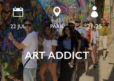 ART ADDICT 22/7