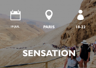 SENSATION Paris 19/07